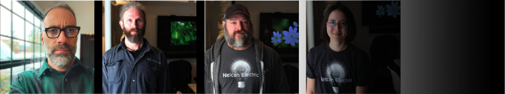 Nelcan is Vancouver's Electrician Team